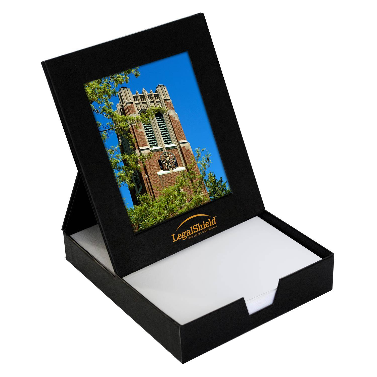 1354 - Recycled Picture Frame Note Holder