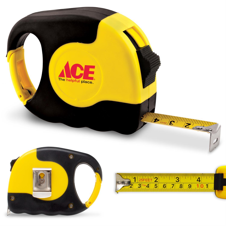 25-Ft Carabiner Tape Measure