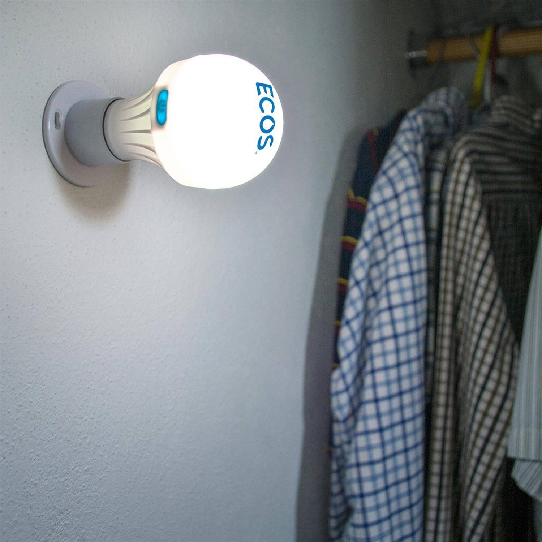 COB Portable Light Bulb