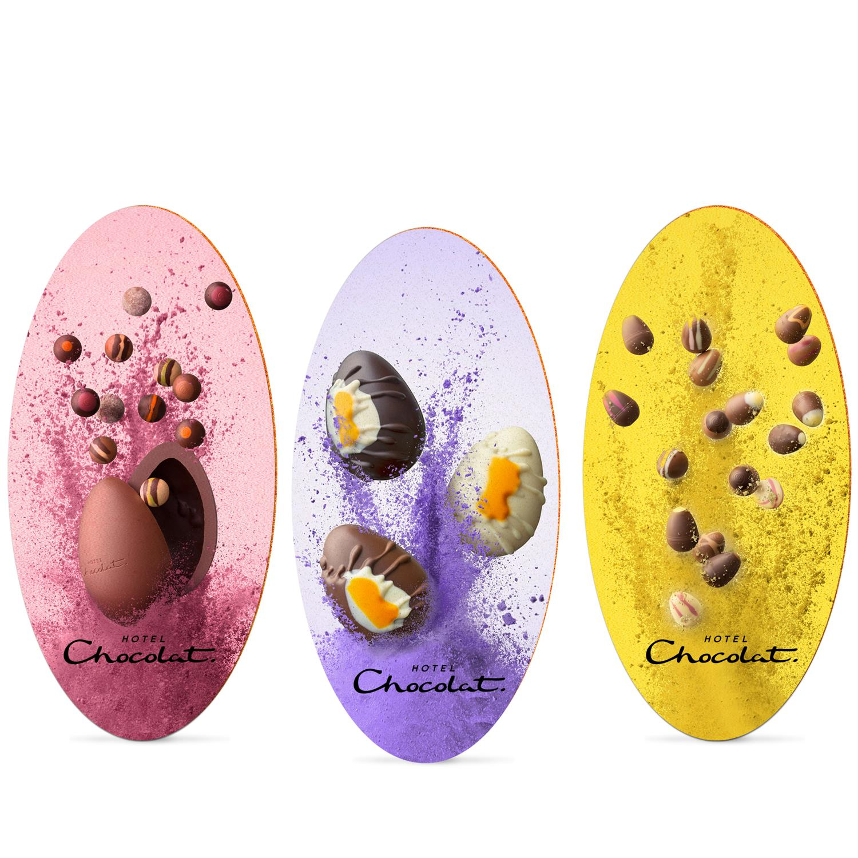 Easter Egg Shaped Emery Board