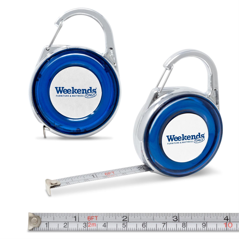 6-ft Carabiner Tape Measure